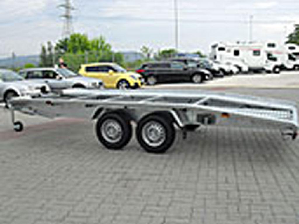 Autószállító tréler