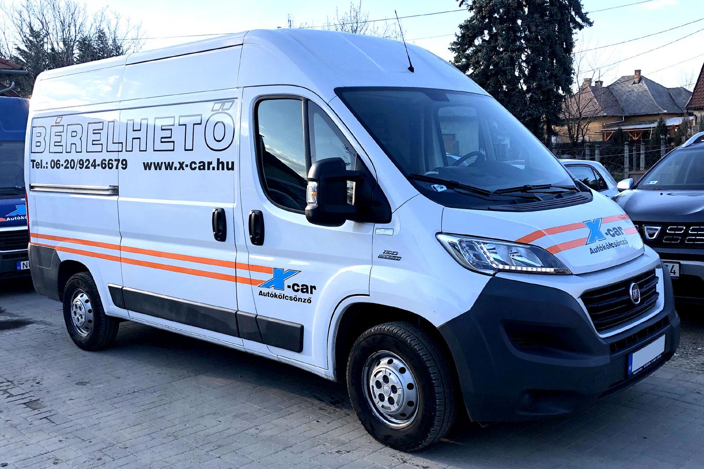 FIAT DUCATO tehergépkocsi