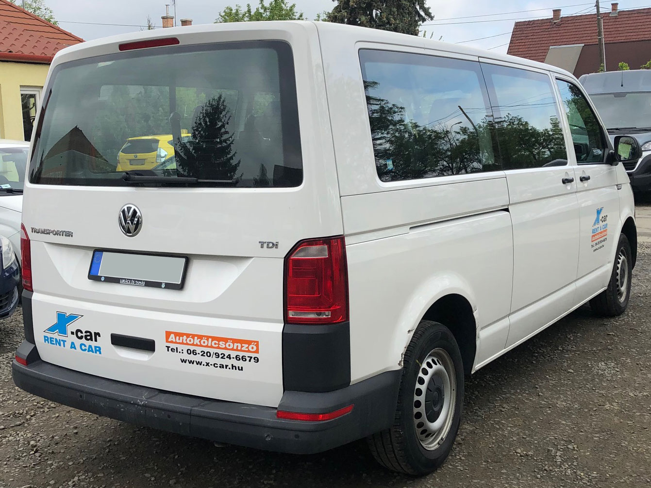 VW Transporter T6 2