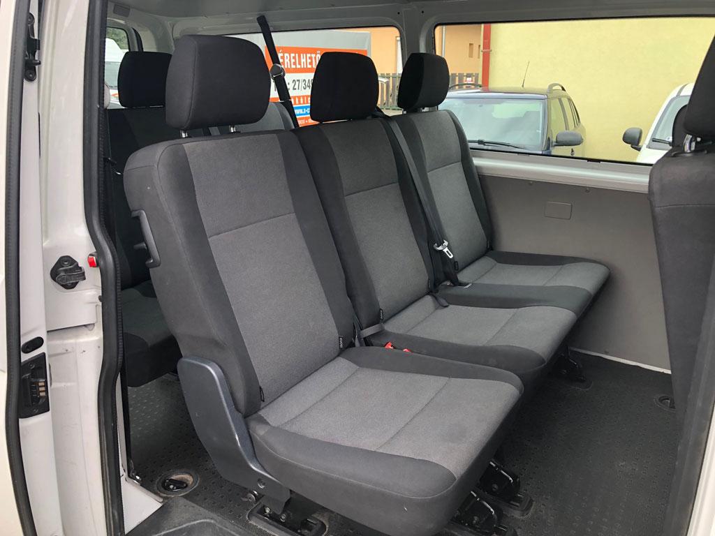 VW Transporter T6 4