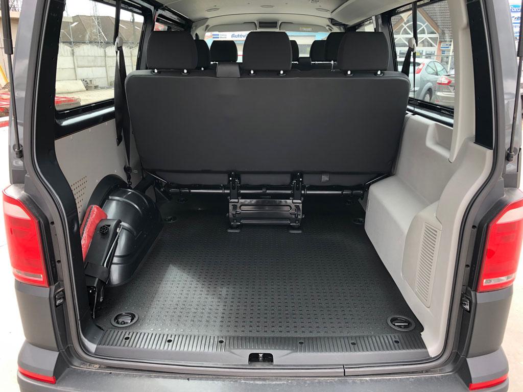 VW Transporter T6 automataváltós 3