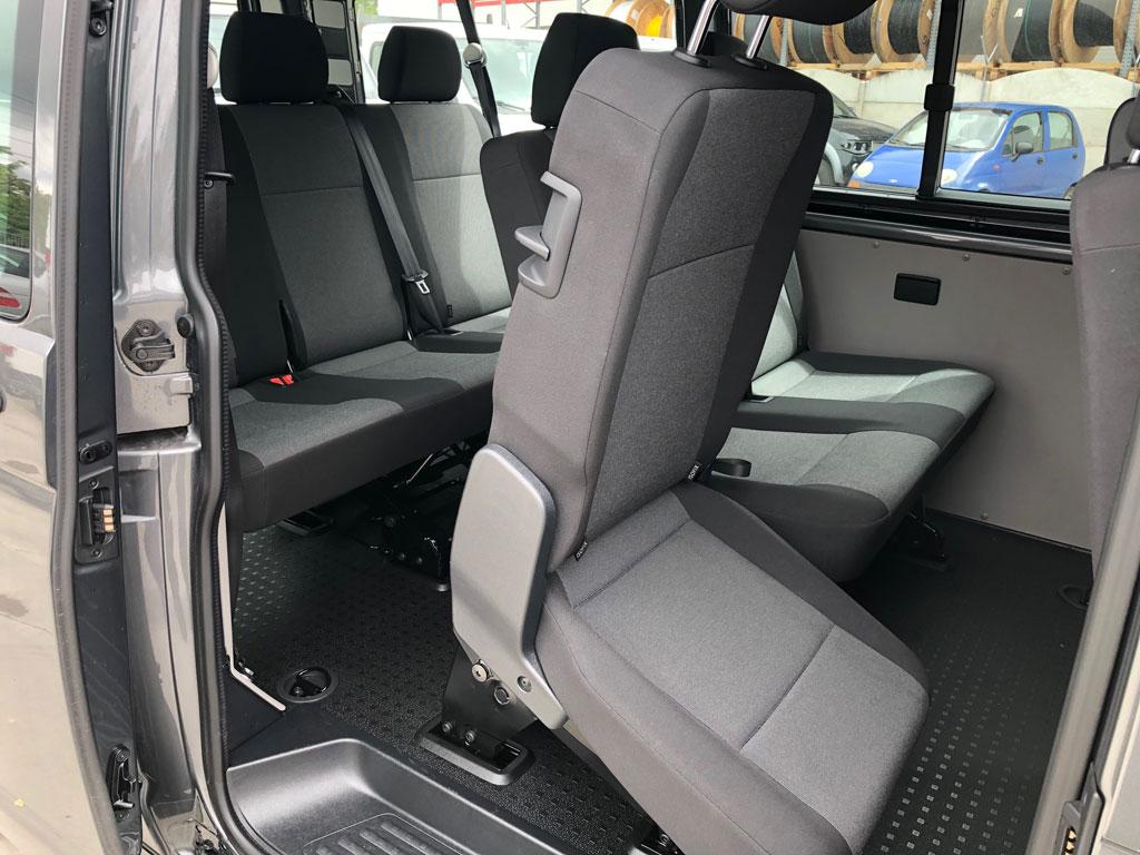 VW Transporter T6 automataváltós 4