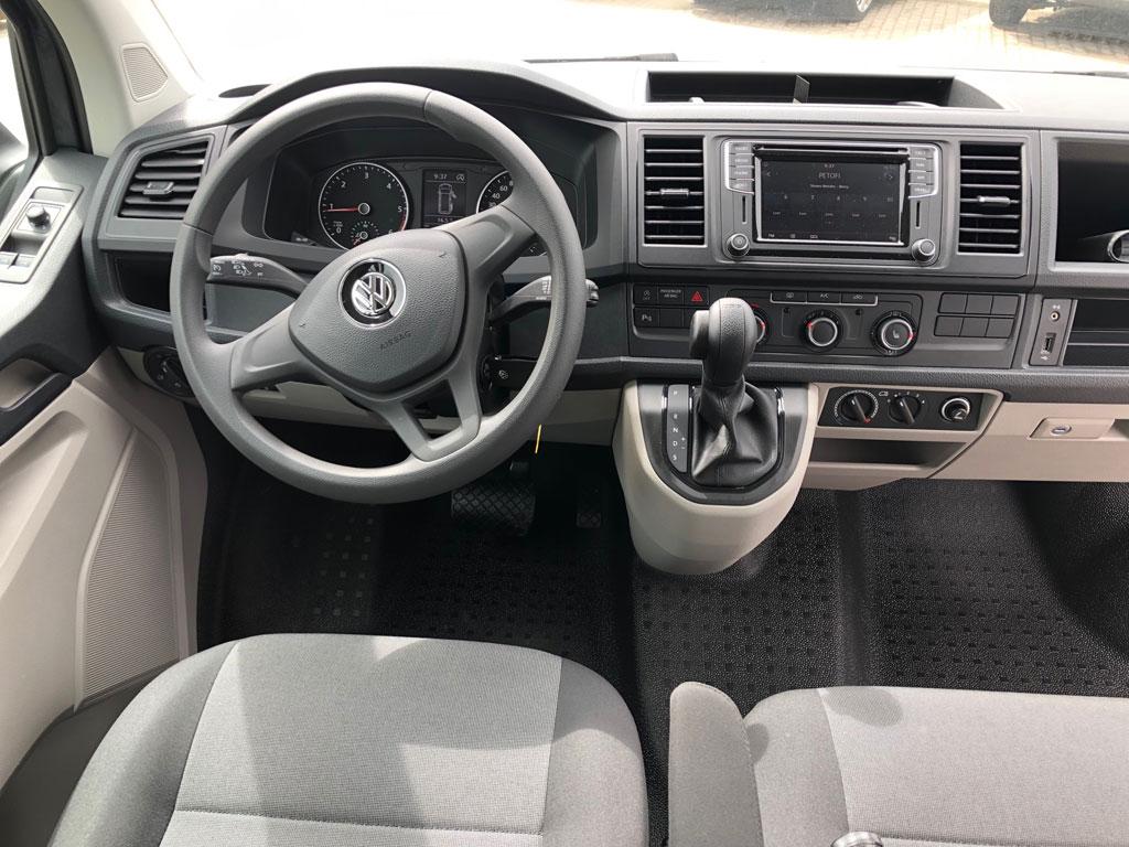 VW Transporter T6 automataváltós 5