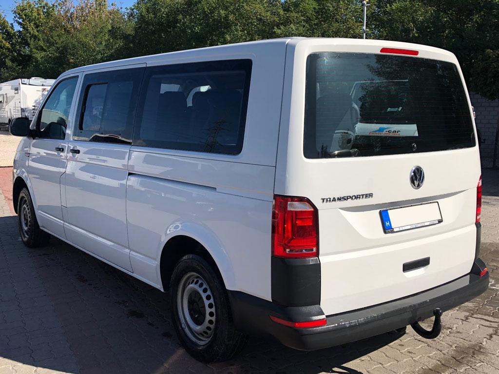 VW Transporter T6 automataváltós 1