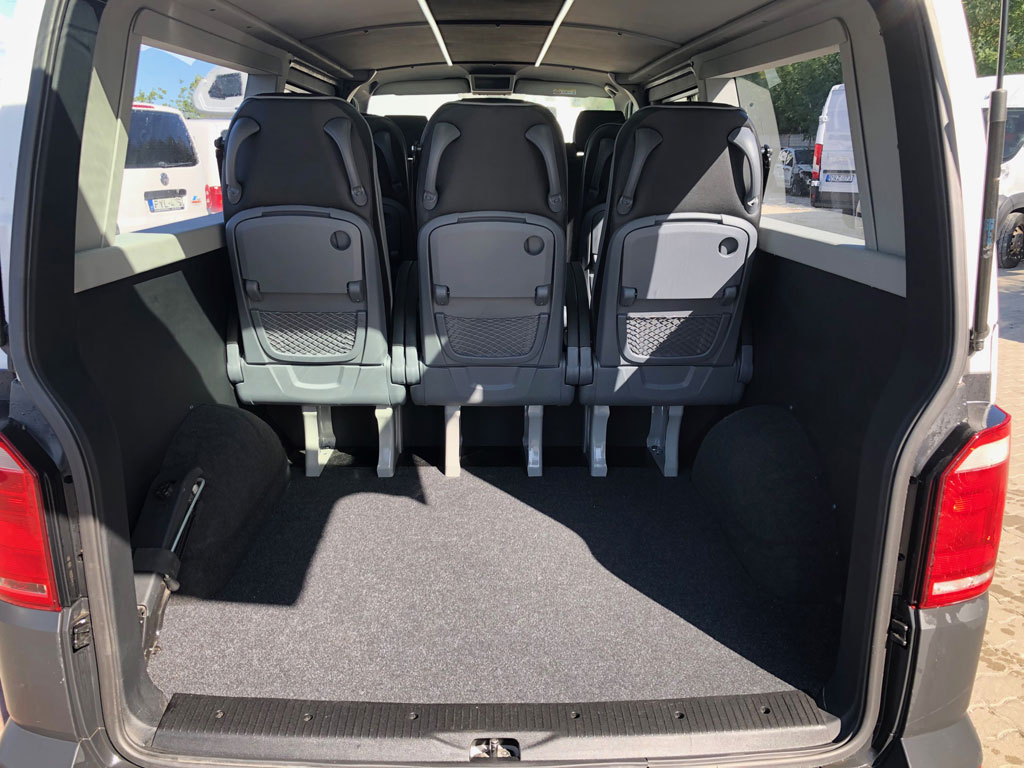 VW Transporter T6 automataváltós 2