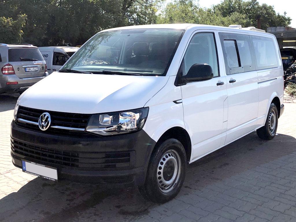 VW Transporter T6 automataváltós