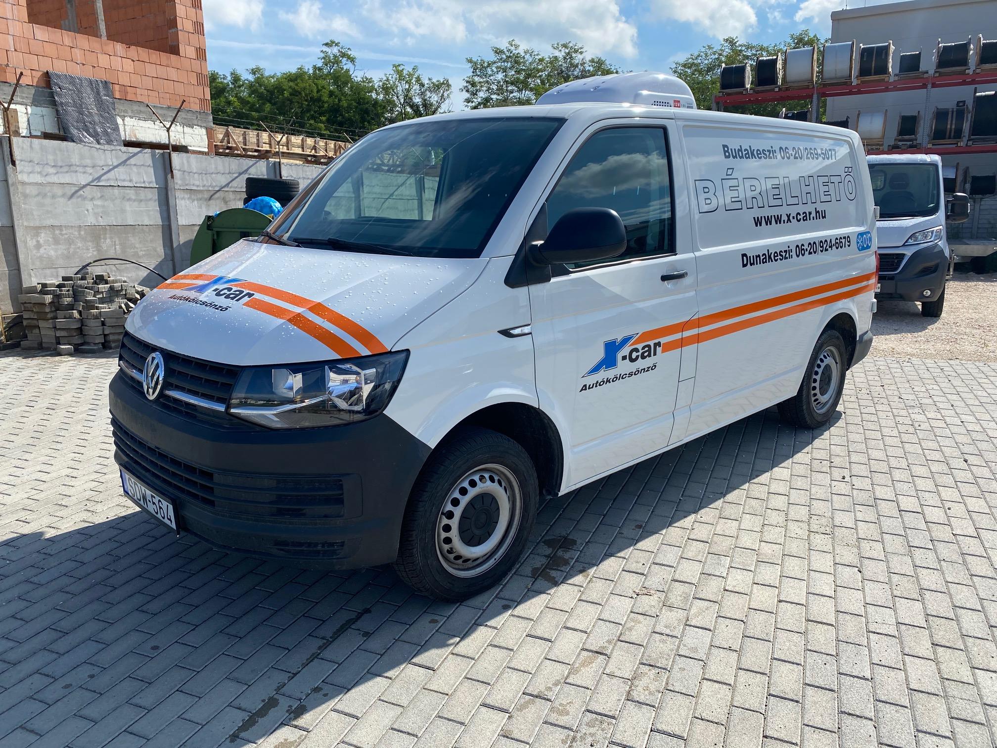 Volkswagen Transporter Maxi